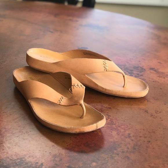 "eb6d739d3eb Kork-Ease Shoes - Kork-Ease ""Rachel"" Natural Vachetta Leather"